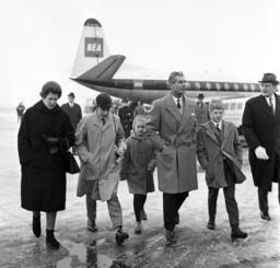 Prince Charles in Munich